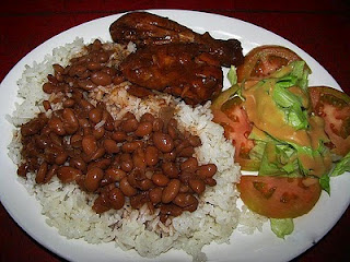 La Bandera: A Traditional Dish from The Dominican Republic