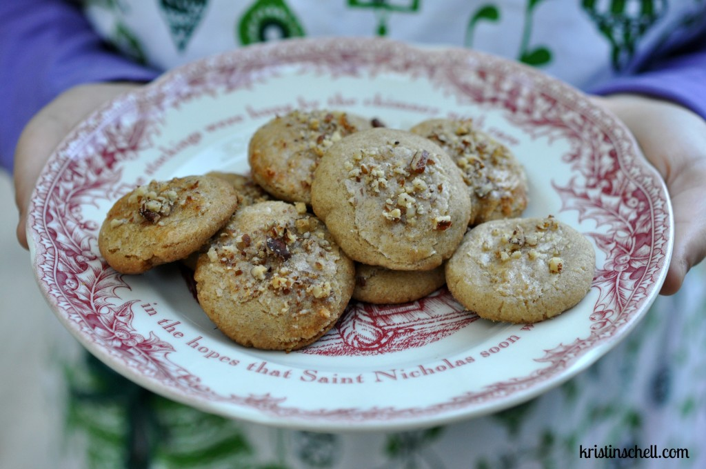 St. Lucia Day Cookies