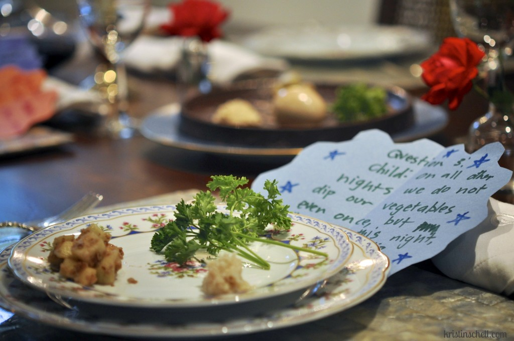Celebrating the Passover Feast | The Turquoise Table