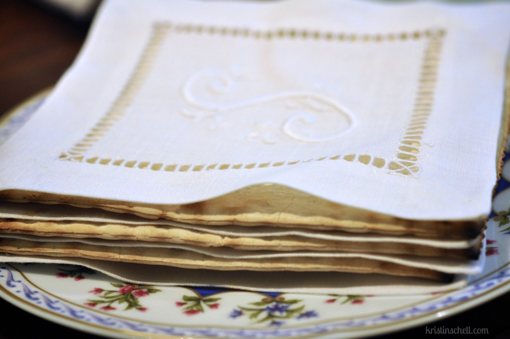 Afikomen - Celebrating the Passover Feast | The Turquoise Table