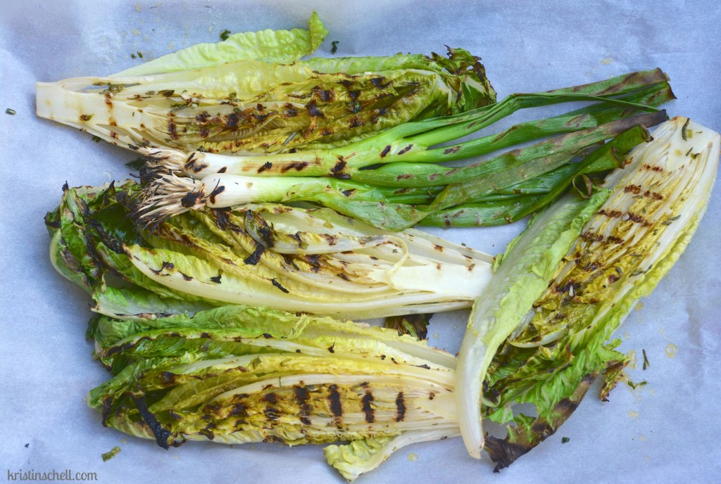 Grilled Romaine Hearts WM
