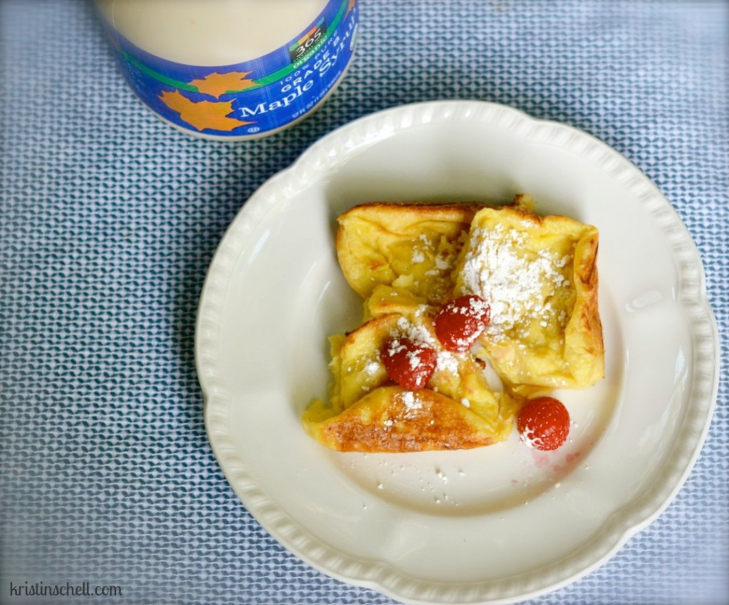 Overnight French Toast Recipe by Kristin Schell