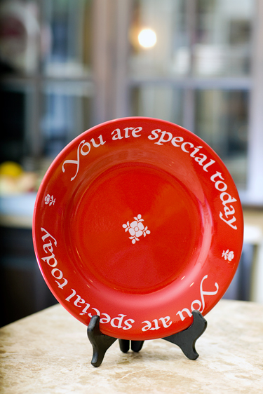 You Are Special Table Top Printables   31 Days of Outrageous Hospitality with Kristin Schell