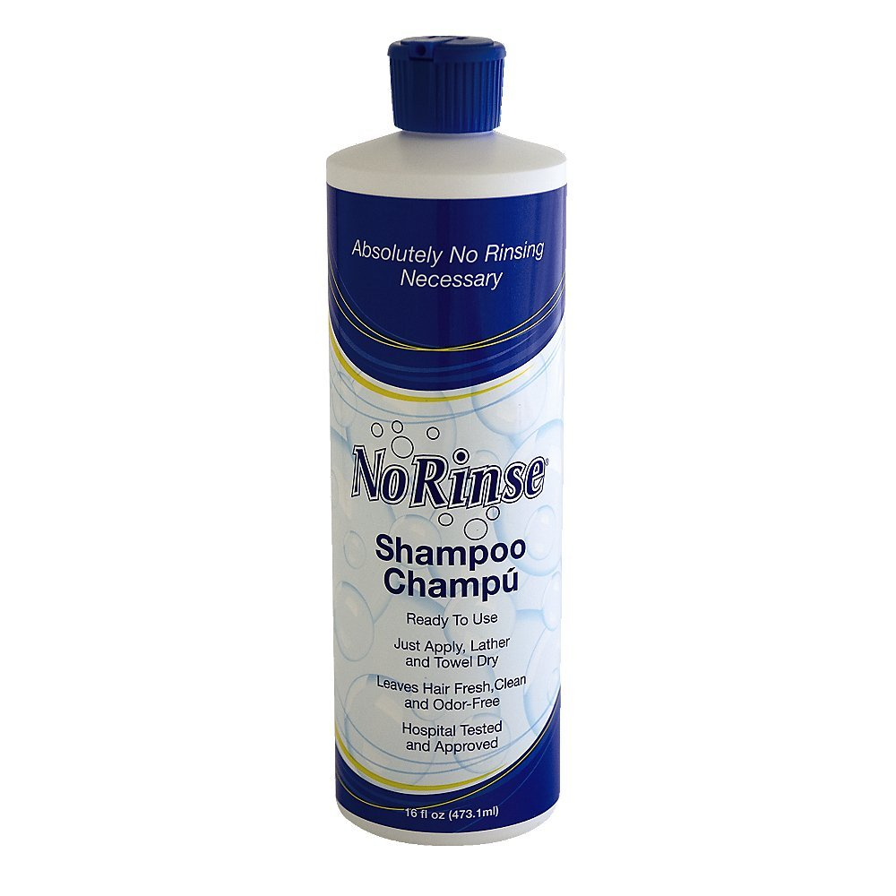 No-Rinse Shampoo by Clean Life   great for recovering from surgery or when water is limited on foreign travel   kristinschell.com