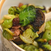Crispy Brussles Sprouts | kristinschell.com