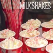 Red Velvet Milkshakes | kristinschell.com