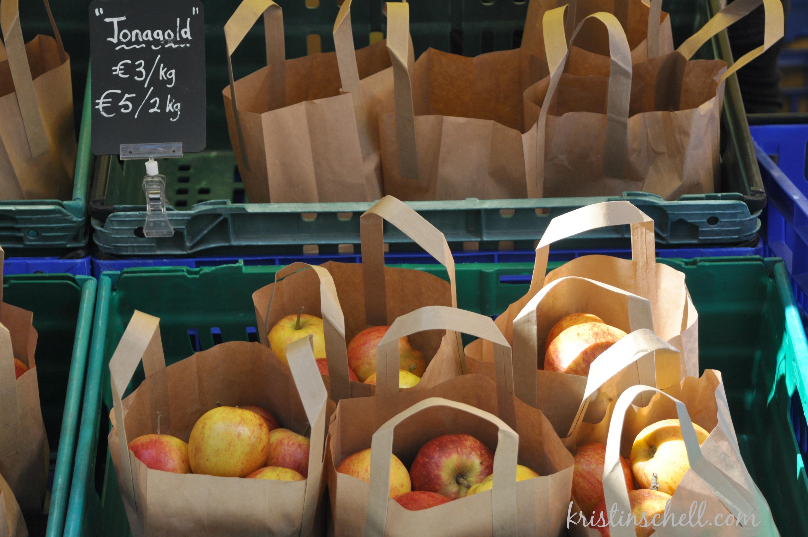 Apple Cinnamon Pork Tenderloin in the Crockpot | A fall favorite | kristinschell.com
