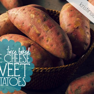 Organic Raw Sweet Potatoes on a Background