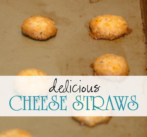 Nana's Cheese Straws