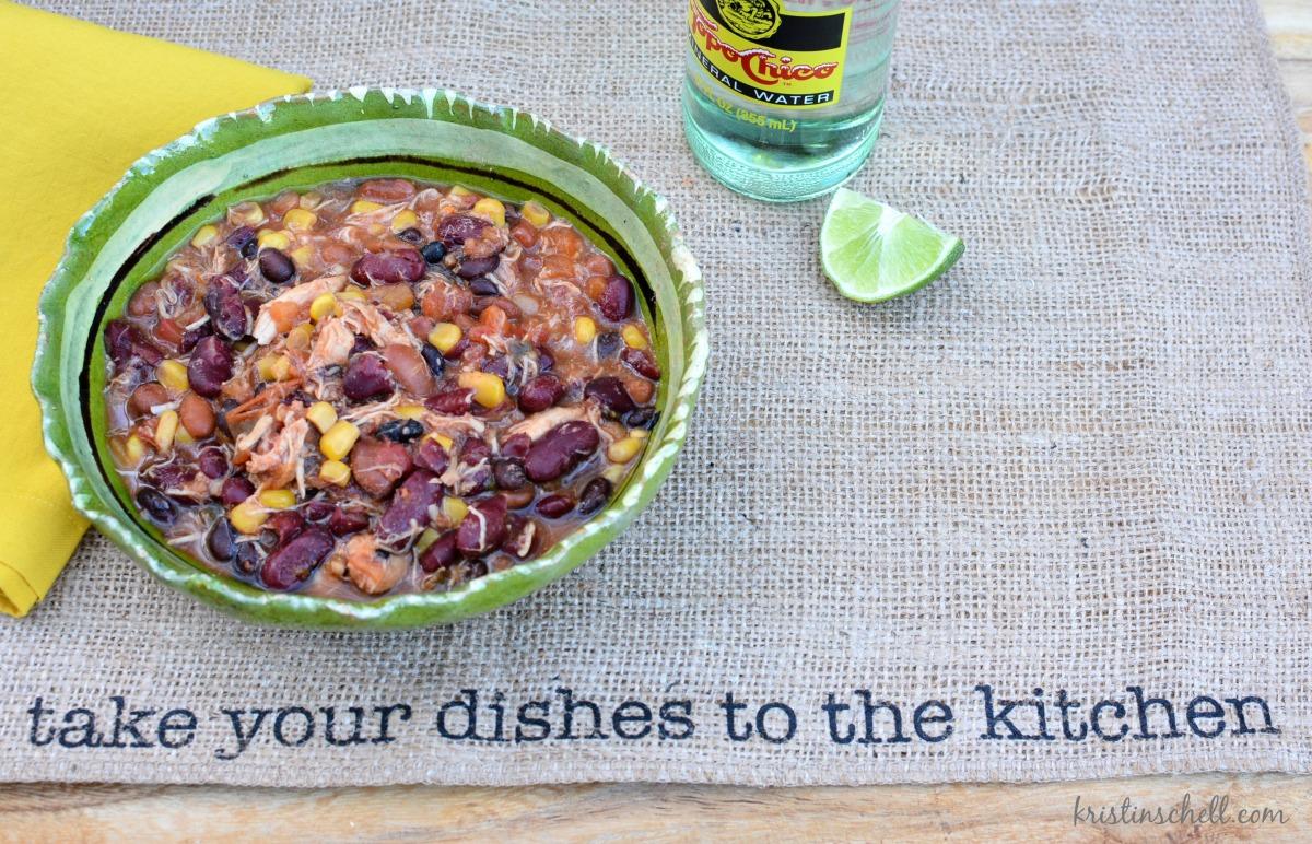 Julie's Mexican Tortilla Stew