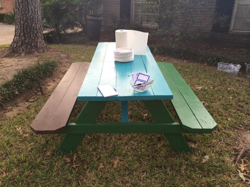 Turquoise Table Story: Monthly Mondays