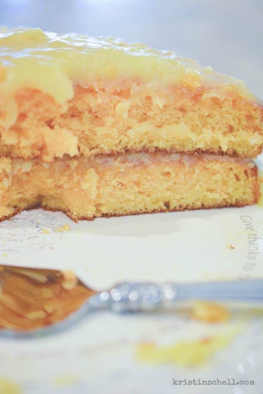 Sprite Cake Recipe | kristinschell.com