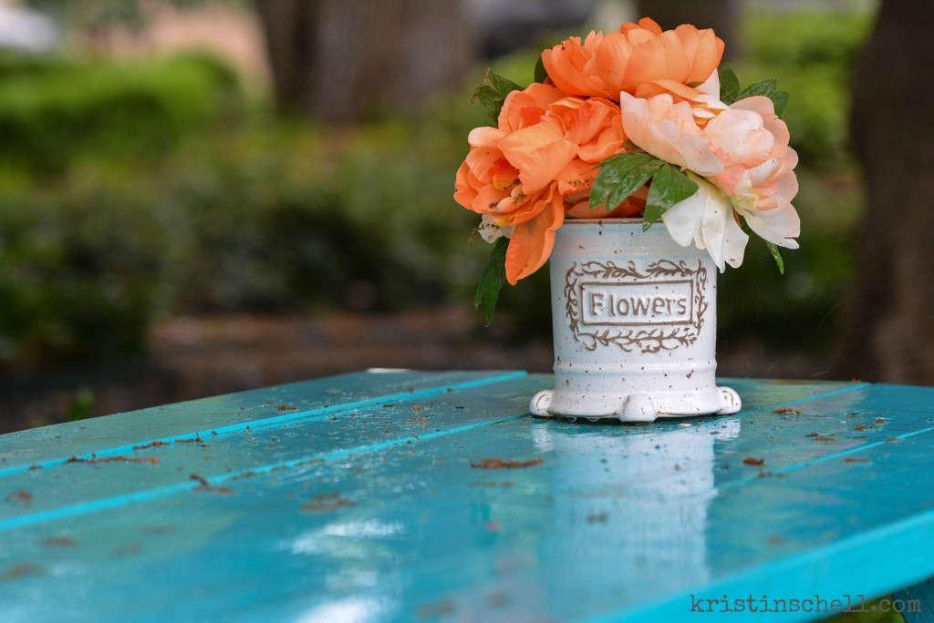 Turquoise Table Story: When the Days Aren't Sunny & Bright