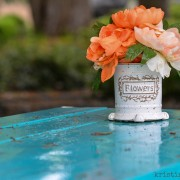 The Turquoise Table | When The Days Aren't Sunny & Bright | kristinschell.com