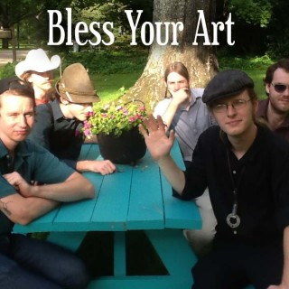 BlessYour Art Turquoise Table Story