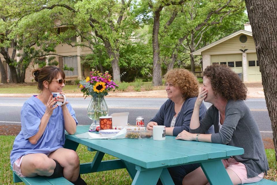 The Turquoise Table: Family Matters