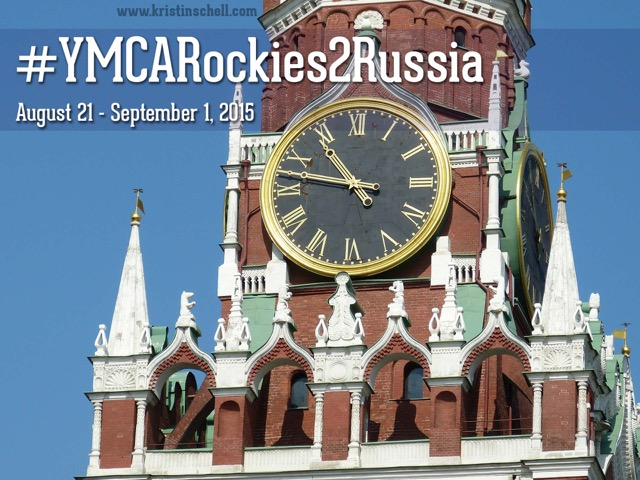 YMCARockies2Russia Countdown Photo