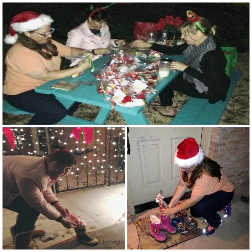 Celebrating St. Nicholas Day Secret Elves