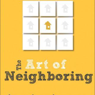 Freebie Friday: The Art of Neighboring | kristinschell.com