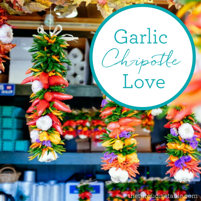 Garlic Chipotle Love: a.k.a. the Best Sauce Ever