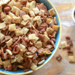 Feed-A-Crowd Homemade Chex Mix | theturquoisetable.com