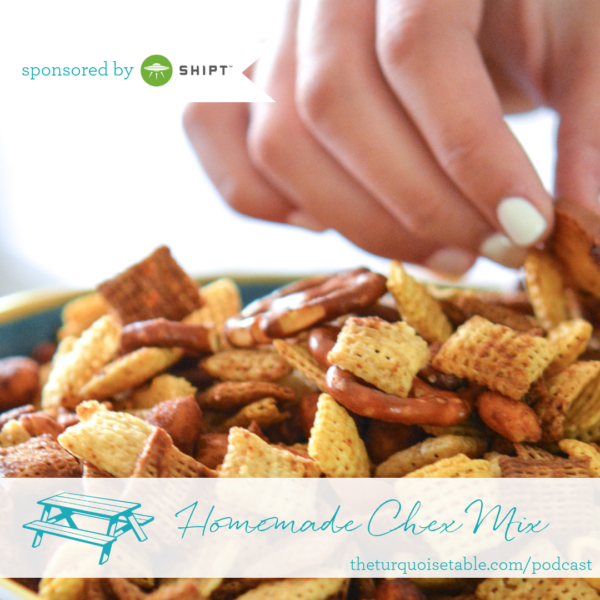 Feed-a-Crowd Homemade Chex Mix