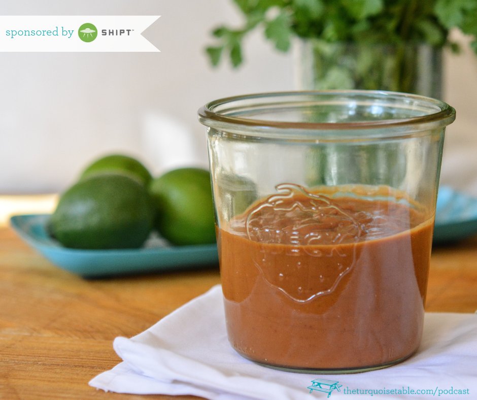 Delicious Homemade Peanut Sauce