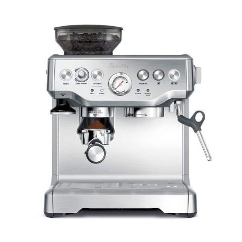Breville Espresso Maker- The 2019 Turquoise Table Gift Guide