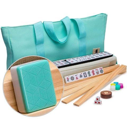 Mahjongg Set - The 2019 Turquoise Table Gift Guide