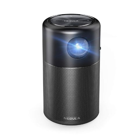 Mini Portable Movie Projector - The 2019 Turquoise Table Gift Guide