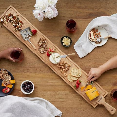 Table Grazing Extra Long Cheese Board - The 2019 Turquoise Table Gift Guide
