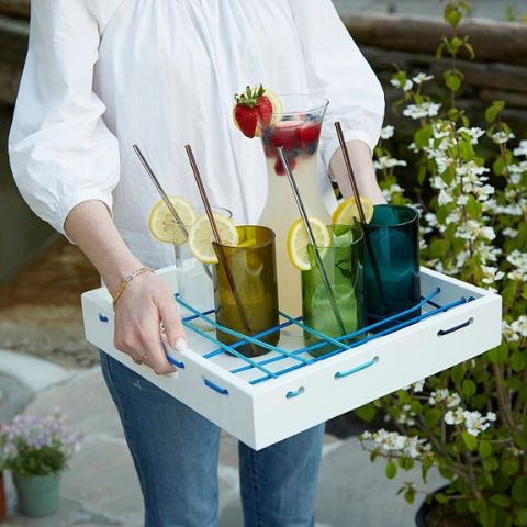 Turquoise Stay Tray - The 2019 Turquoise Table Gift Guide
