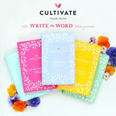 Write the Word Journals