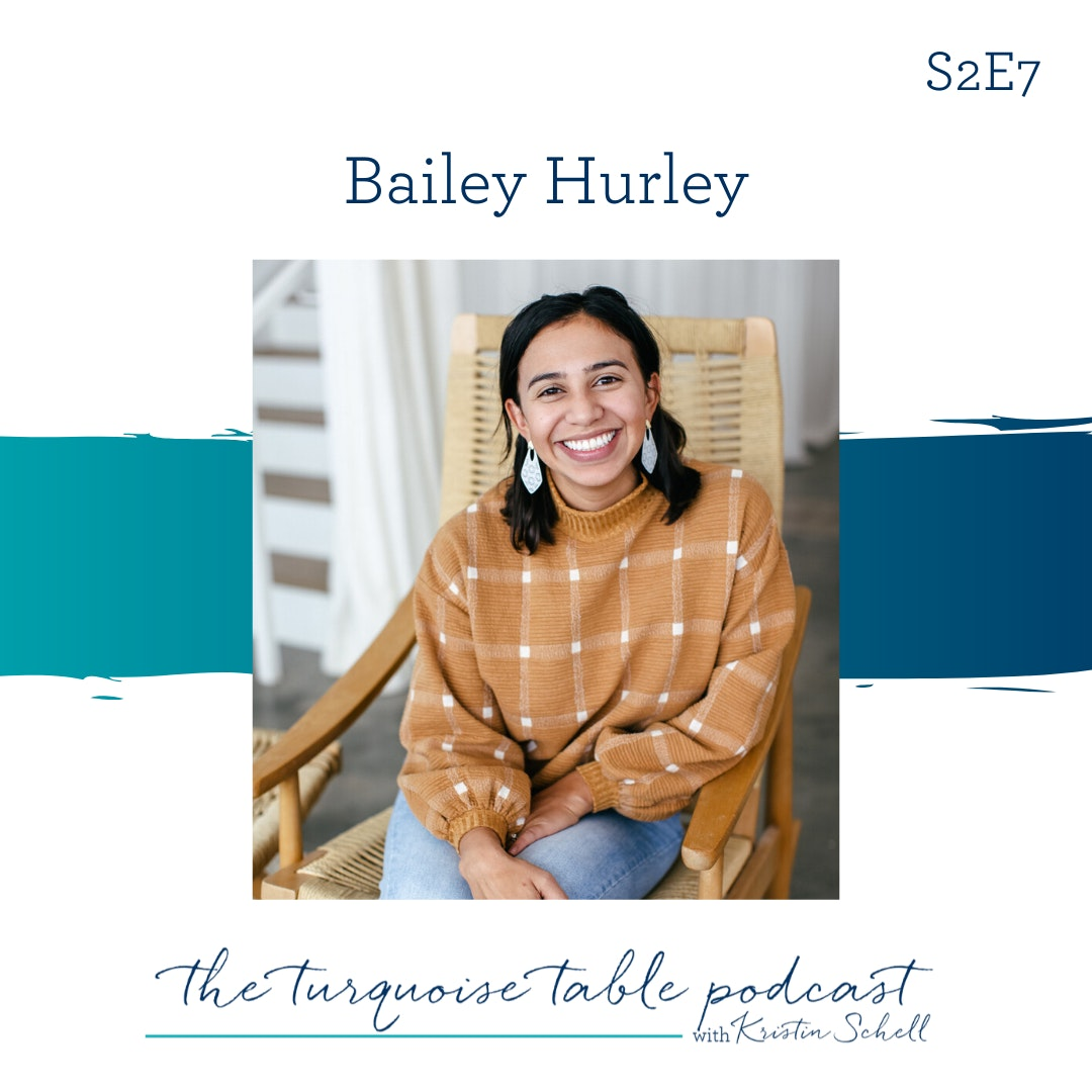 S2E7: Creating Consistent Community with Bailey T. Hurley
