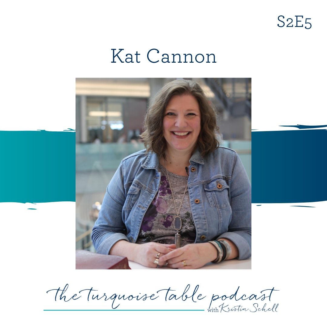 S2E5: More Than Mindful with Kat Cannon