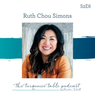 S2E6: Beholding and Becoming in Community with Ruth Chou Simons