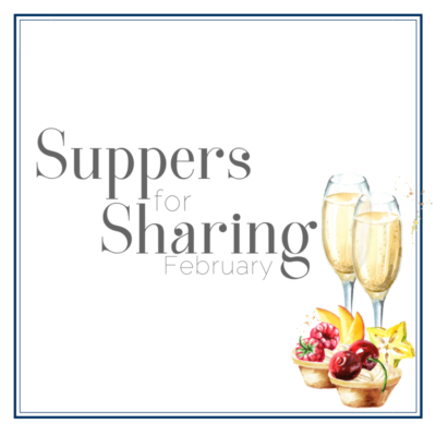 Suppers for Sharing and Conversation Starters from The Turquoise Table